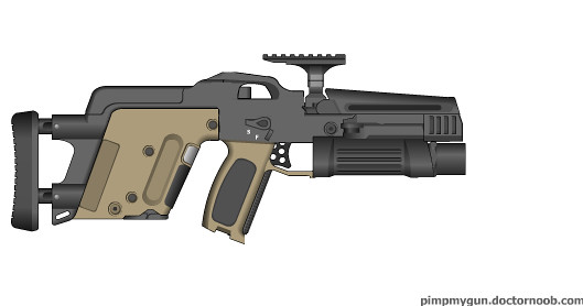 Cohort Arms TDI Kriss Vector bullpup | I have moved extracti… | Flickr