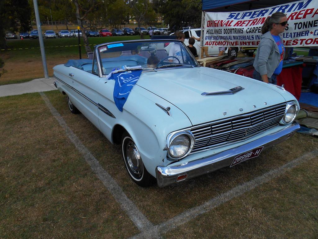 1963 Ford Falcon Futura Convertible | All original 1963 Ford… | Flickr