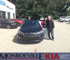 #HappyBirthday to Teresa Oto from Mike Yurkew at Monroeville Kia!