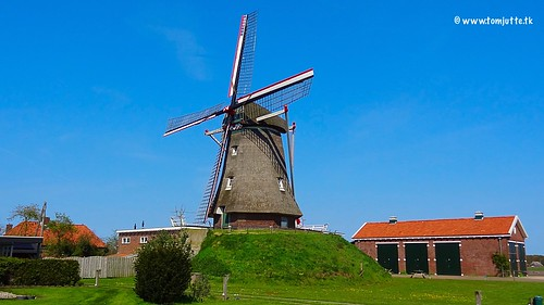 travel blue sky sun holiday holland mill nature netherlands windmill dutch bike bicycle cycling vakantie europe tour view you sony nederland cybershot tourists cycle views lucht blauwe hemel fietstocht fietsen molen linde windmolen vorden webshots fietsvakantie bronckhorst beltmolen hx9v