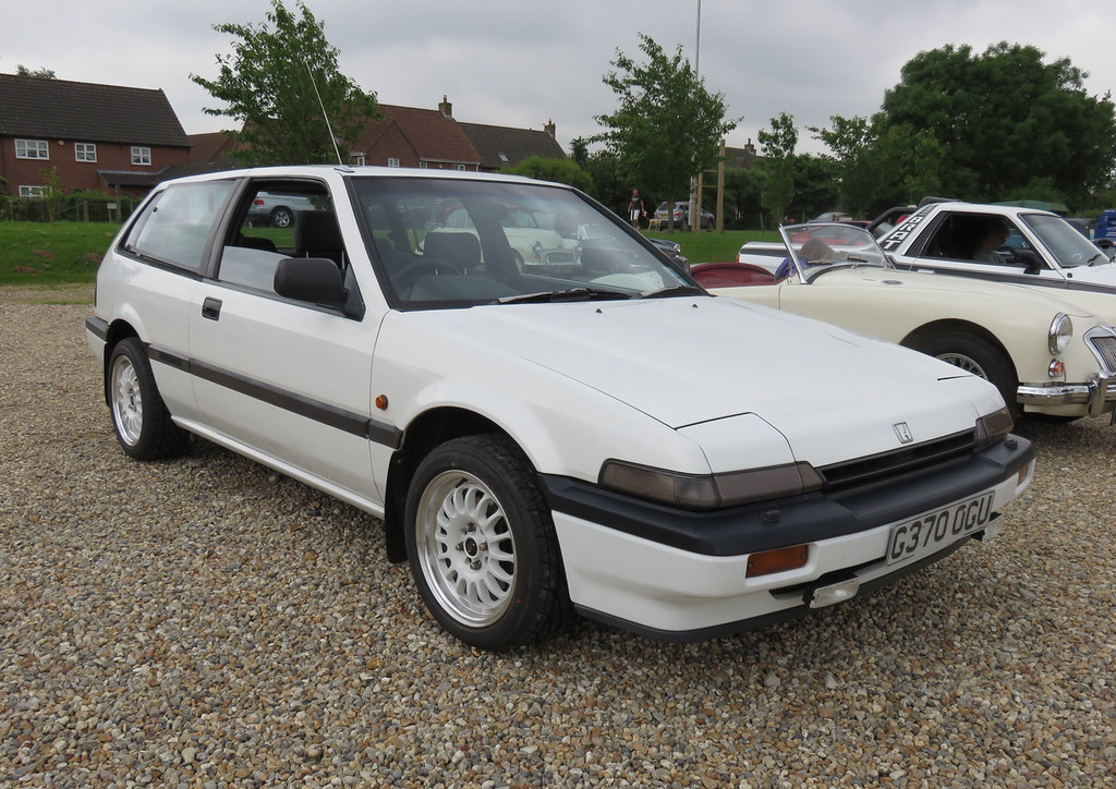 1989 Honda Accord Aerodeck 2.0 EXi   A new one on the ...