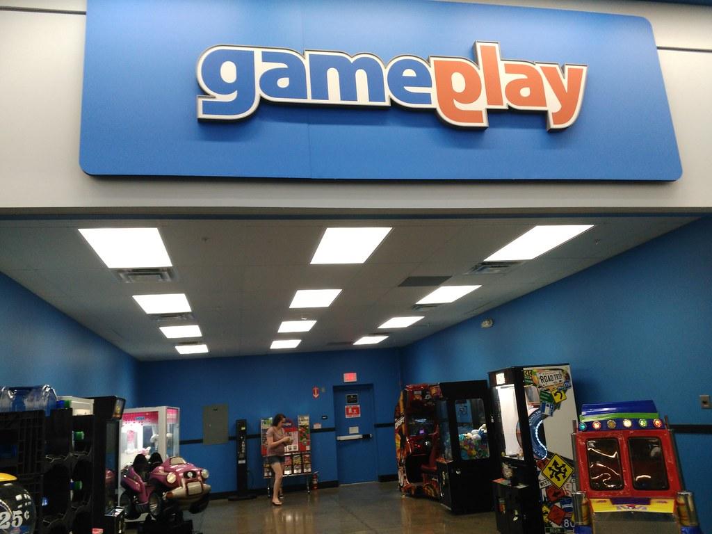 Walmart Gameplay Arcade - Lake Wylie, SC | Another Walmart a… | Flickr