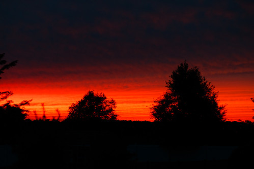 sunset summer berlin silhouette night us newjersey unitedstates