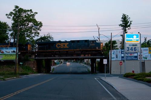 yard train massachusetts container ge freight csx intermodal westspringfield es44dc tofc es40dc bostonline berkshiresubdivision q020