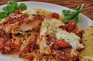 Mmm... Chicken Parmesan | by jeffreyw
