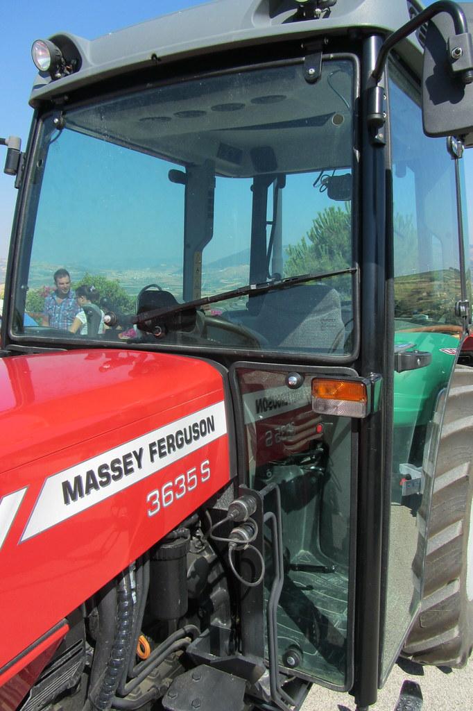 Massey Ferguson Trattori - Feudo Arancio 2013 - 4673