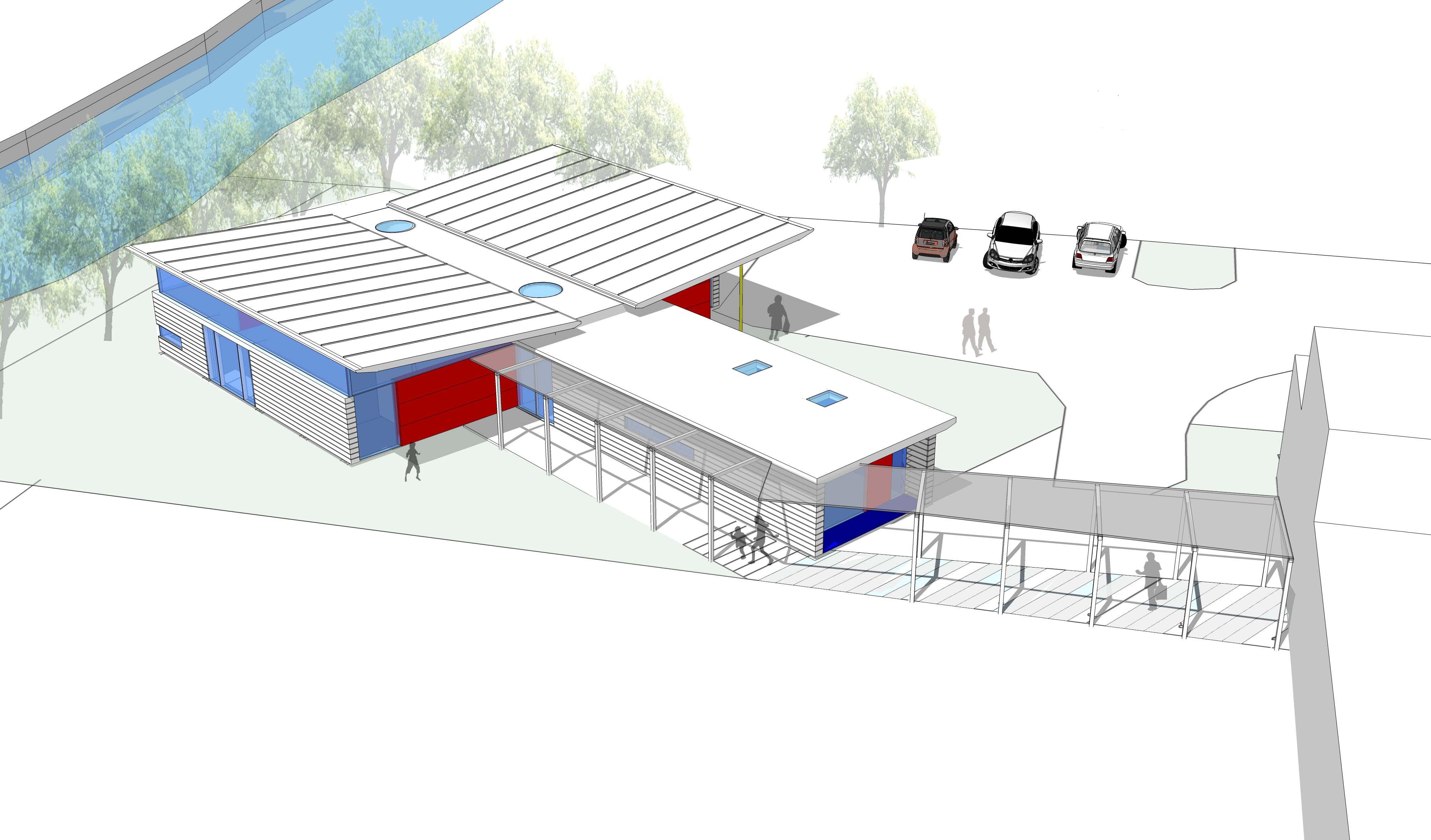 Contemporary School Design