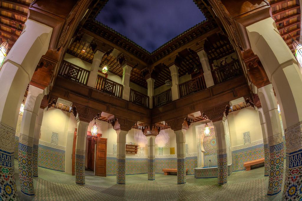 Epcot - Moroccan Tilework