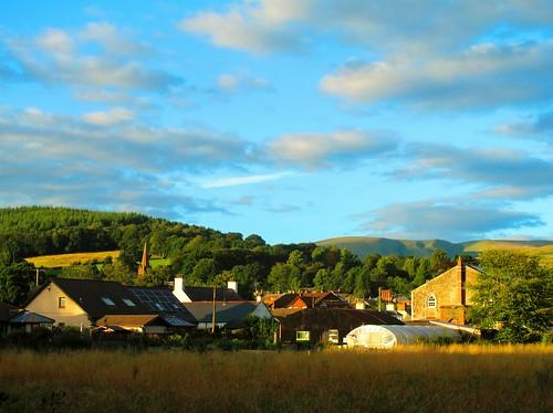 scotland scenery walk dumfriesandgalloway yakstrangler annerdaleway