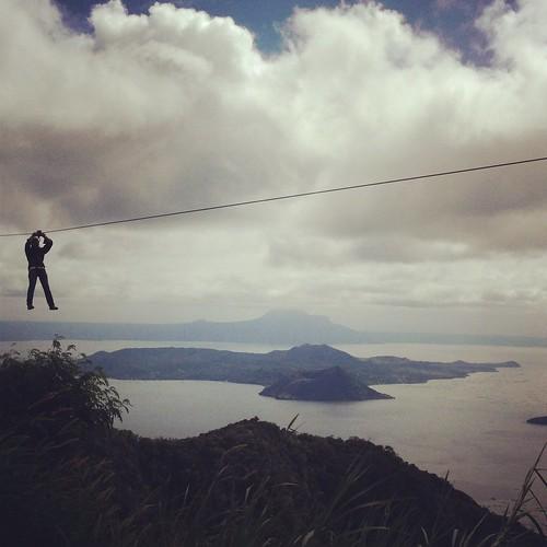 zipline tagaytay skyranch uploaded:by=flickrmobile flickriosapp:filter=nofilter