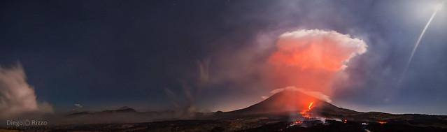 Volcanes de Fuego, Acat, Agua y Pacaya