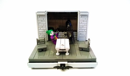 LEGO The Dark Knight: Joker Interrogation