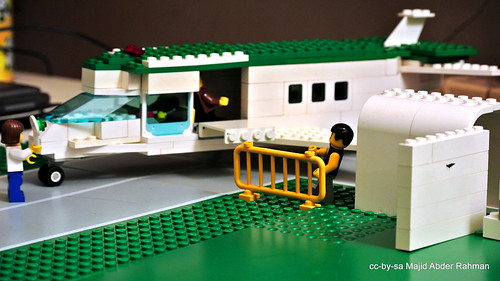 LEGO flight 101. | by Majid Abder Rahman