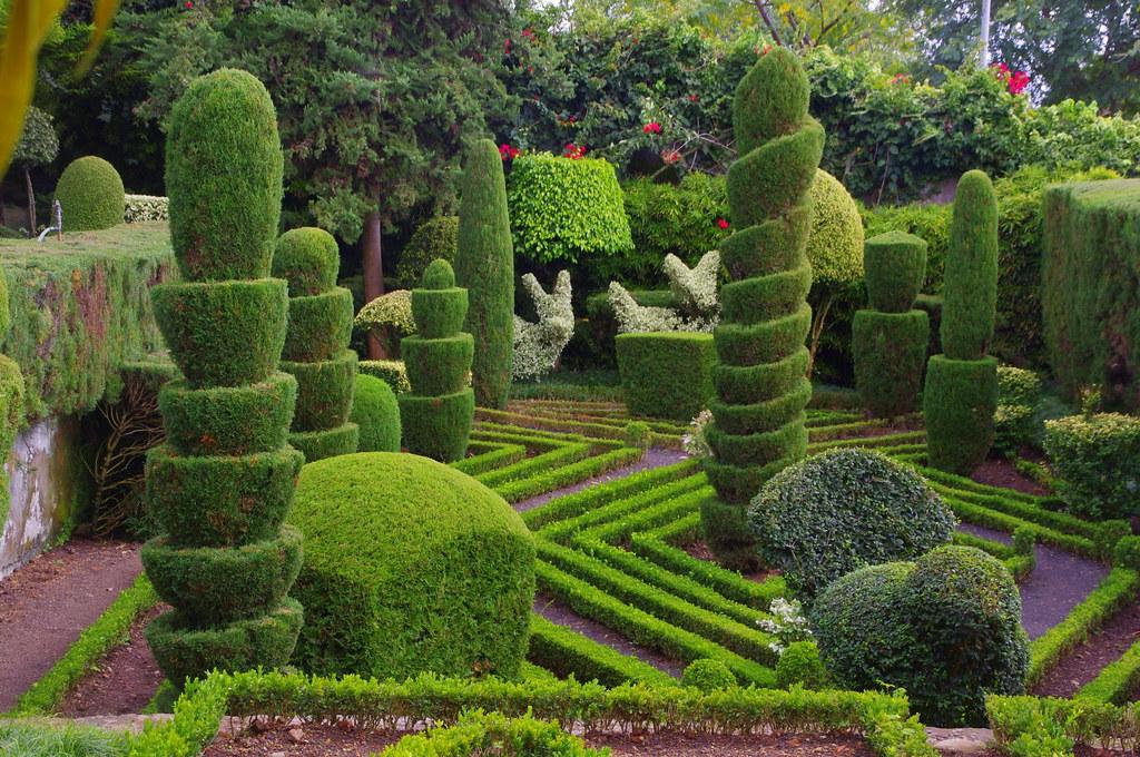 Topiary Garden William Flickr