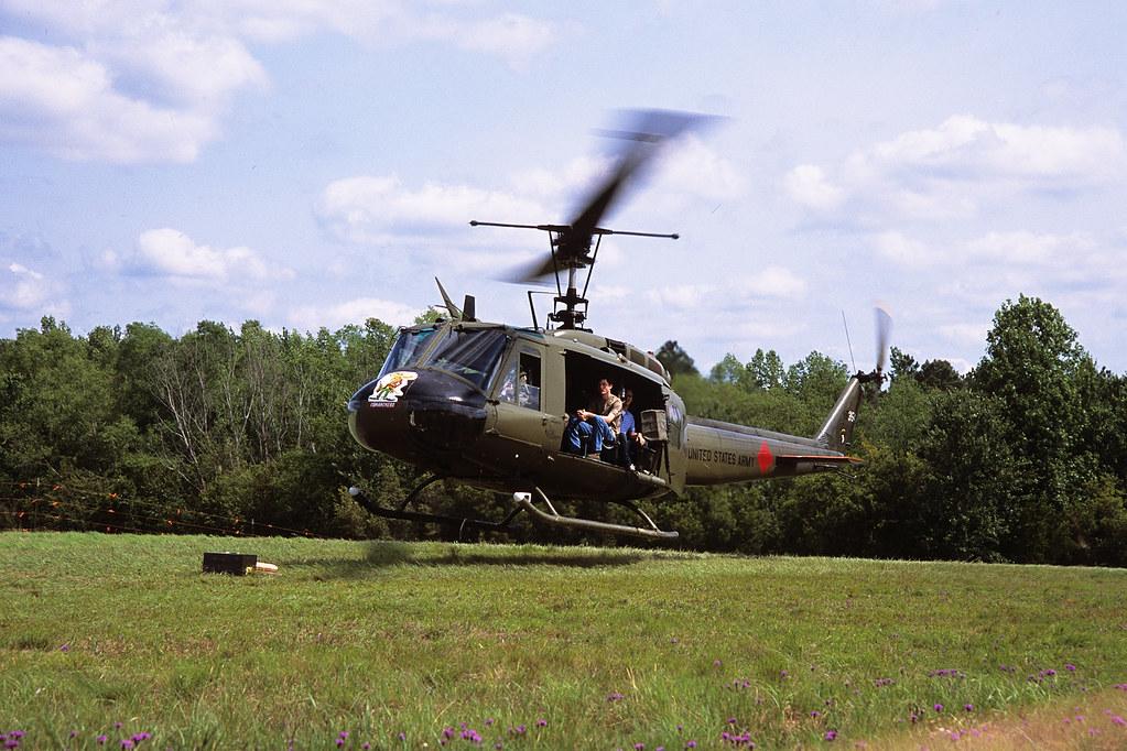Fuji Provia 100F - UH-1 Huey