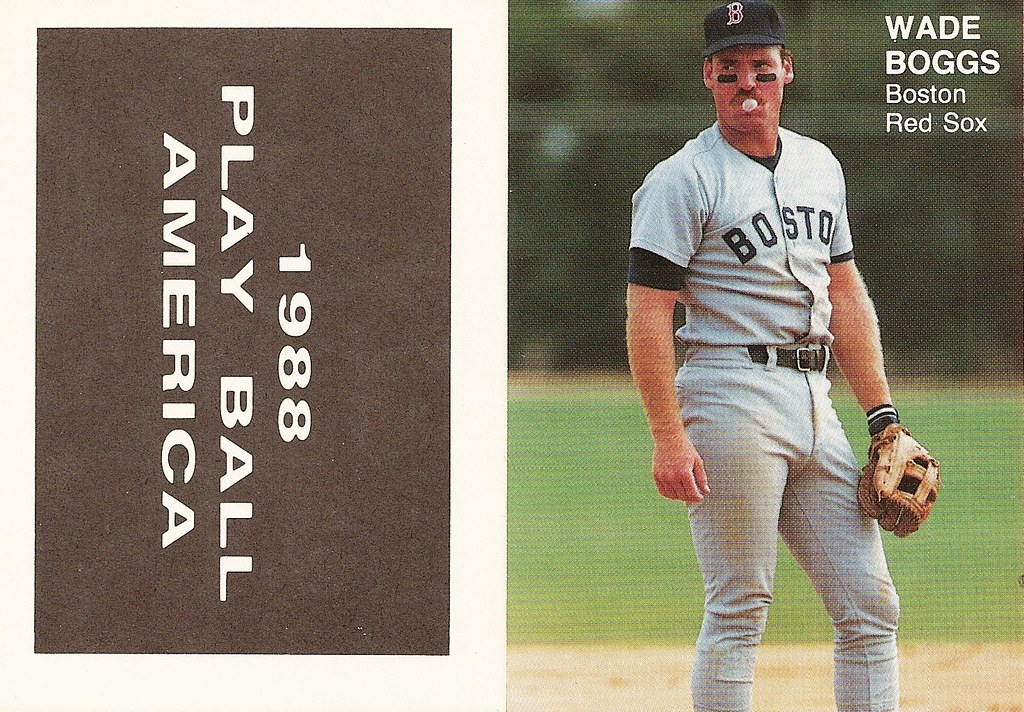 1988 Play Ball America