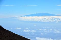 Maui drive up Heleakala National Park