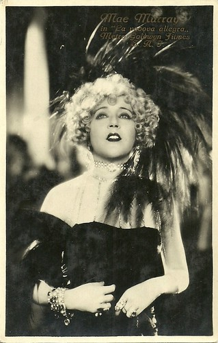 Mae Murray in