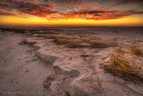 morning beach sunrise early florida straw campground hdr fernandina spartina photomatix fortclinchstatepark