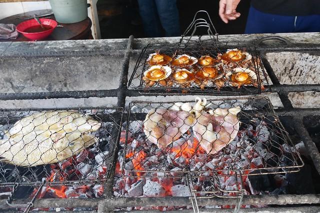 金, 2016-05-20 18:58 - ジンバラン魚市場  Jimbaran Fish Market  魚グリル屋