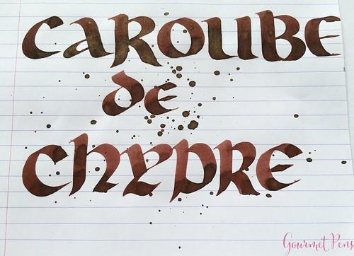 Ink Shot Review J. Herbin 1670 Caroube de Chypre @BureauDirect3718_WM | by GourmetPens