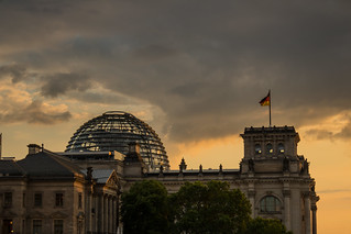 Bundestag at Sunset | by Infomastern