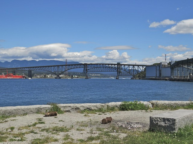 View Second Narrows
