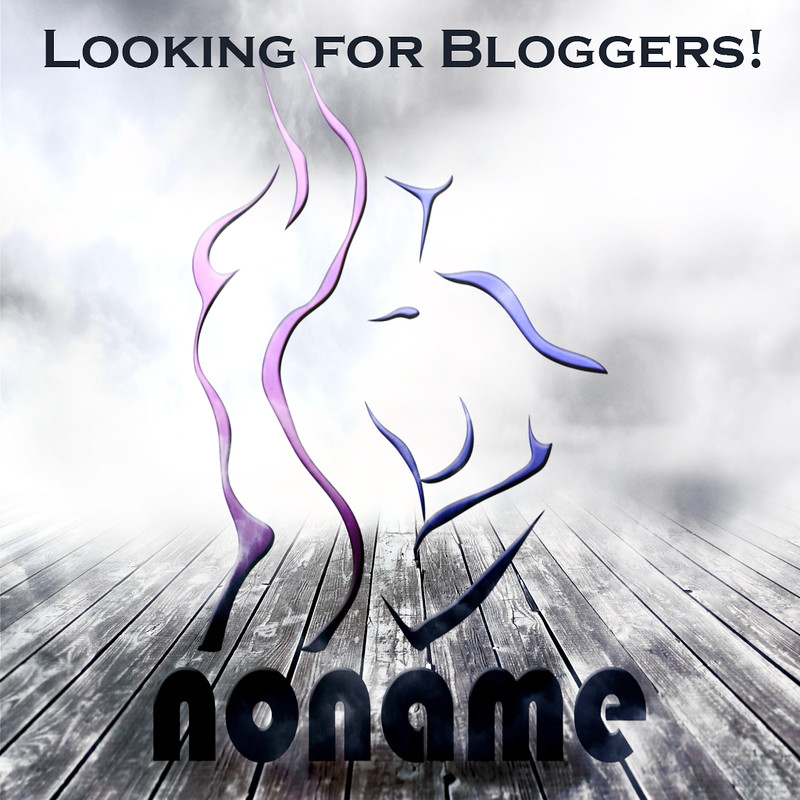NoName is looking for bloggers!