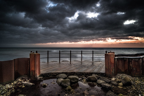 ocean sunset sea seascape storm tourism water clouds zeiss skåne nikon waves view sweden outdoor south explore nordic sverige moln skane smygehuk skaane explored distagont2821 d800e