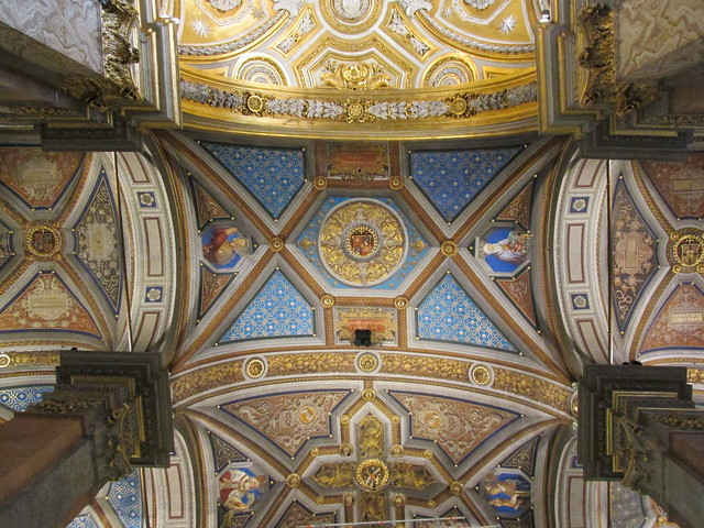 Ceiling, Santa Maria della Pace