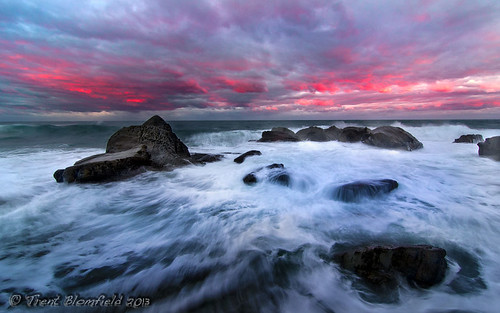 pink sunset sky seascape water sunrise wow landscape amazing movement nikon focus tokina bigsky sundance centralcoast forrestersbeach d7000 1166mm