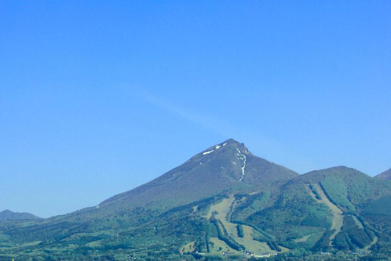 磐梯山 登山