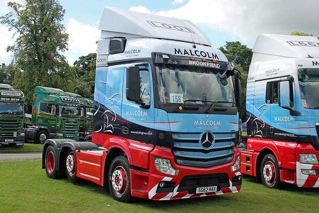 Malcolm Logistics SG62 HAX
