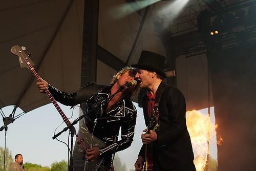 D.A.D. @ Rock Hard Festival 2013   by Joachim Ziebs