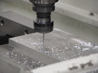 CNC Machining aluminum billet with Tormach | by zombieite