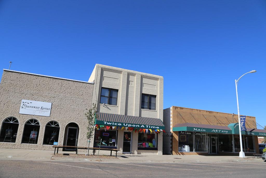 Ulysses Kansas, Grant County KS | Google Map Official Websit ...