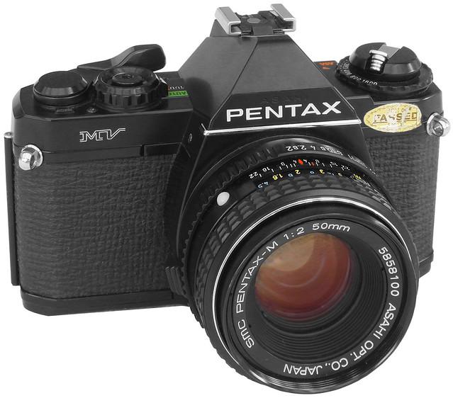 Pentax MV