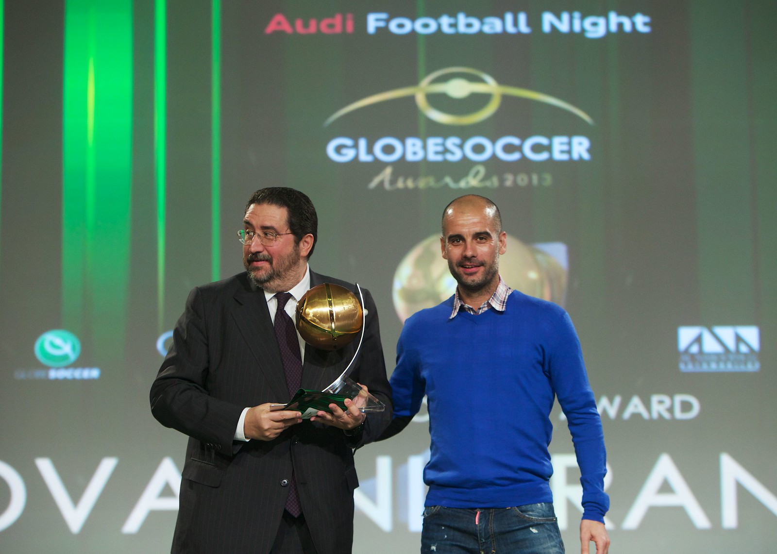 Globe Soccer Awards 197