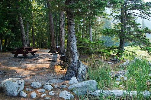 Clayton Falls Recreation Site, Bella Coola, Bella Coola Valley, Coast of Central British Columbia