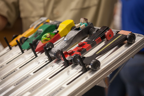 Round Rock, TX - Cub Scout Pack 562 - 2014 Pinewood Derby Races | by motleypixel