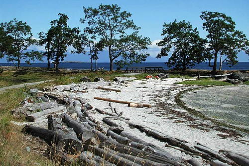 Newcastle Island, Vancouver Island, British Columbia, Canada
