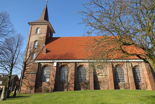 Kirche Neuenfelde