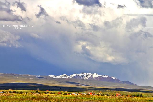 Cordillera del Chacaltaya