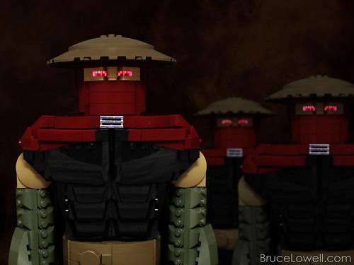The Sentinels | by bruceywan