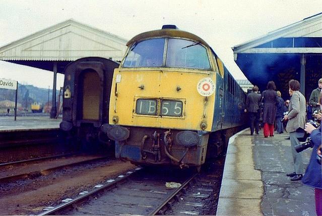 Western Emperor Exeter 29/03/1975