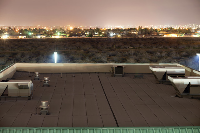 A Roof in Victorville