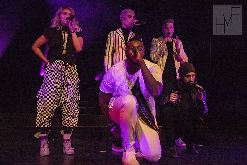 Gig Junkies » Blog Archive » Pentatonix + Us The Duo at The
