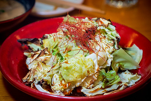 Oven Baked Truffle Cabbage: En Toriciya, Crows Nest. Sydney Food Blog Review | by insatiablemunch