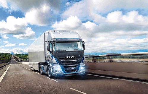 IVECO New Stralis XP long haul | by IVECO