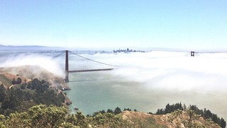 Golden Gate Bridge ft. Karl The Fog | by Maykel Loomans